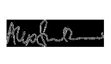 Alex Smith signature