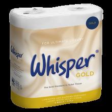 Luxury Toilet Tissue 3 ply 40 pack (10 x 4)