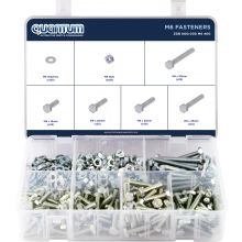 ASSORTED BOX OF M6 FASTENERS (BOX OF 400 PIECES)