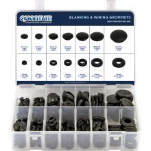 BLANKING & WIRING GROMMETS (BOX OF 240 PIECES)