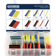 ASSORTED HEAT SHRINK TUBING - 50 MM (170)