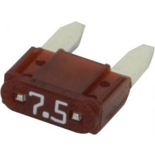 LITTELFUSE MINI® BLADE FUSES 7.5 A (PACK OF 25)