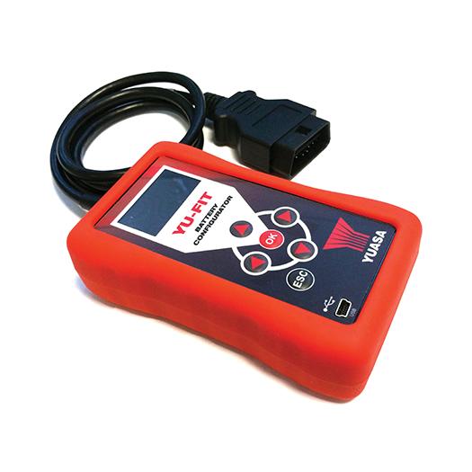 Yu-Fit Diagnostic Tool