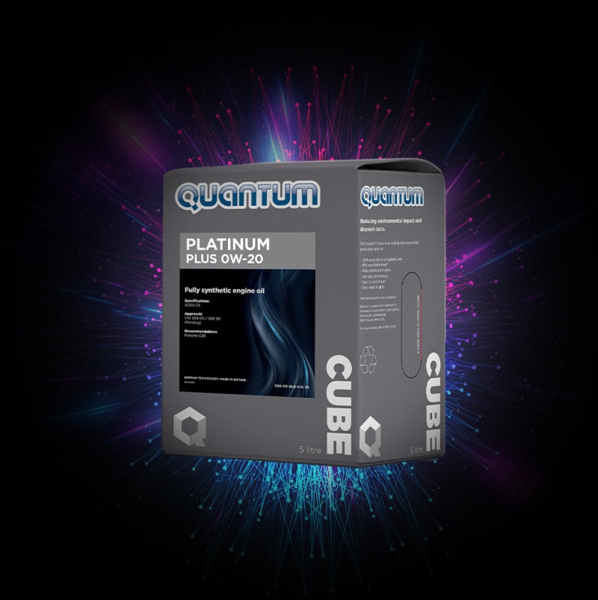 Quantum Platinum Plus 0W-20