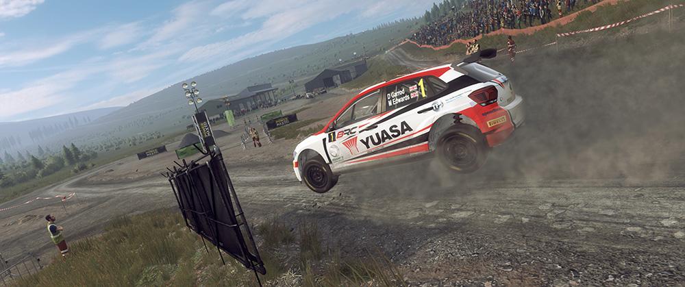 Yuasa Rally DiRT 2.0 Car